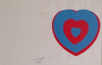 Marcel Duchamp, 'Coeurs Volant (Fluttering Hearts)', 1961