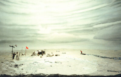 Ursula Schulz-Dornburg, 'CP-1 Station on Drifting Ice, Arctic Pole (1938)', 2000
