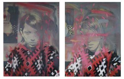 Tom Gidley, 'Signal Drift I&II', 2014