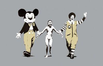 Banksy, 'NAPALM ', 2004