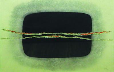Sohan Qadri, 'Untitled', 1987