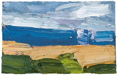 Klaus Fussmann, 'Ostsee bei Kronsgaard', 2005