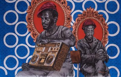 Bambo Sibiya, 'Sounds of Hope', 2018