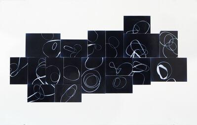 Rita Maas, 'RUBB-O-GRAM 8', 2012