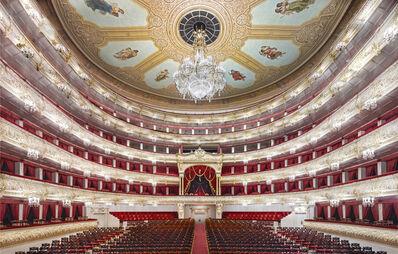 Candida Höfer, 'Bolshoi Teatr Moskwa II 2017', 2017