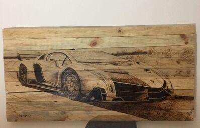 KAXX, 'VENENO , Lamborghini', 2019