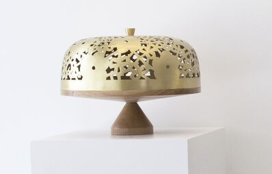 Marc Dibeh, 'Camille - Cake Stand', 2014
