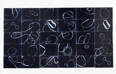 Rita Maas, 'RUBB-O-GRAM 2', 2012