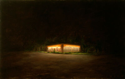 Dan Witz, 'NJ Office', 2013