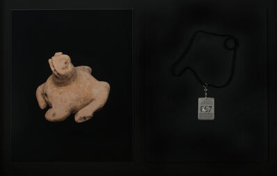 Eduardo Abaroa, 'Inserción arqueológica 67', 2014