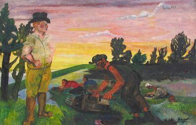 Philip Evergood, 'Eat More Cranberries', ca. 1938