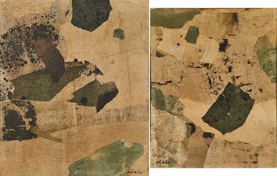 Yutaka Ohashi, 'Two works of art'