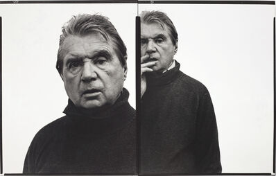 Richard Avedon, 'Francis Bacon, artist, Paris, April 11, 1979', 1979