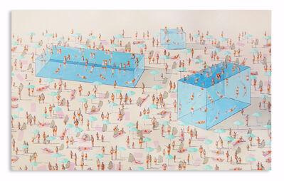 Eddie K., 'Pools L 61-63', 2020