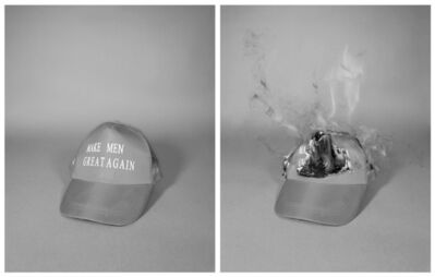 Edgar Martins, 'Make Men Great Again, from the series What photography has in Common with an Empty Vase', 2019
