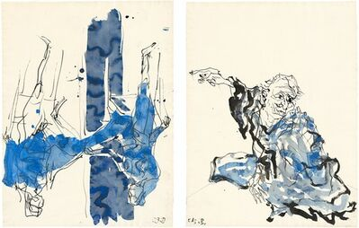 Georg Baselitz, 'Untitled', 2015