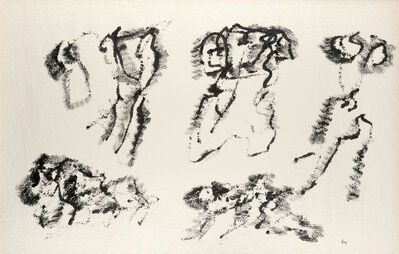 Henri Michaux, 'Untitled', 1967