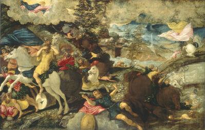 Jacopo Tintoretto, 'The Conversion of Saint Paul', ca. 1545
