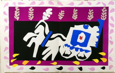 Henri Matisse, 'L'Enterrement de Pierrot', 1947