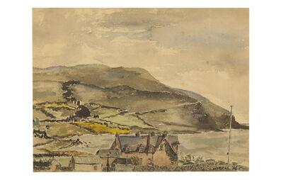 George Campbell, 'Landscape'