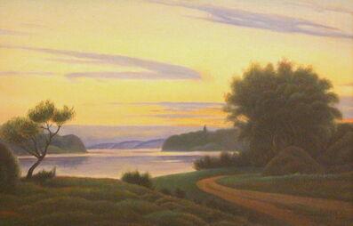 Vasily Timofeev, 'Spring at Ili River', 1995