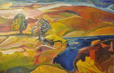 Yehouda Chaki, 'Blue Lake 1543', 2015