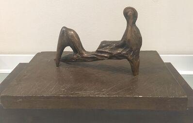 Henry Moore, 'Reclining Figure: Stiff Leg', 1977