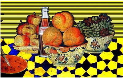 Hojat Amani, 'Persian Still Life 2', 2010