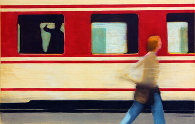 Christopher Brown, 'ARRIVAL', 2010