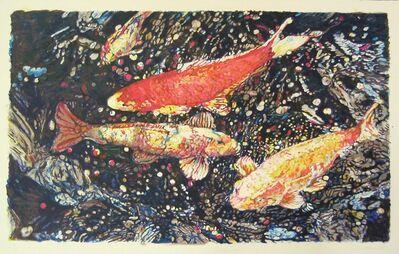 Joseph Raffael, 'Summers Pond 7/50'