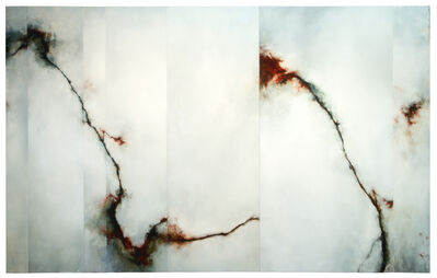 David Mellen, 'Large Abstract Oil Painitng: 'Negation'', 2008