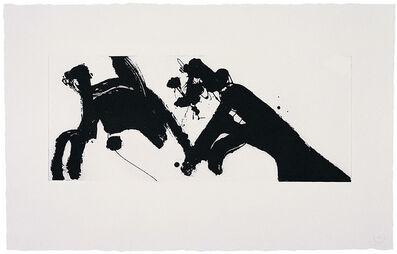 Robert Motherwell, 'Dance I', 1978
