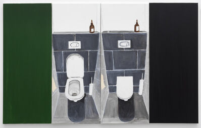 Juliette Blightman, 'Green, Felix, Black', 2020