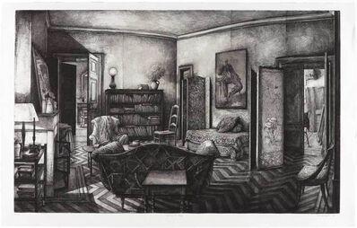 Erik Desmazières, 'Intérieur À Pressy (Fitch 125)', 1991