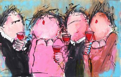 Gerdine Duijsens, 'Party In Pink', 2019
