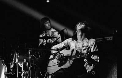Jim Marshall, 'Keith Richards & Charlie Watts', 1972