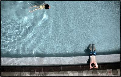 Charles Jacobs, 'Morning Swim'