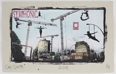 Carl Smith, 'Symphonic', 2018