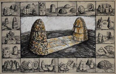 MOSCOVICI Ariel, 'Face à face', 2006