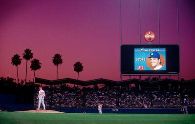 Walter Iooss, Jr., 'Dodger Stadium, Los Angeles, CA', 1993