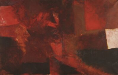 Avigdor Arikha, 'Untitled, 1960s, Oil on canvas, 73X116 cm. Signed.', 1929-2010