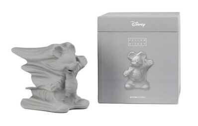 Daniel Arsham, 'Hollow Mickey Grey Edition', 2020