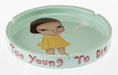Yoshitomo Nara, 'TOO YOUNG TO DIE', 2002