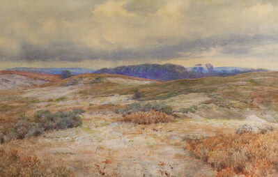 Anna Richards Brewster, 'Matunuck Landscape', 1913