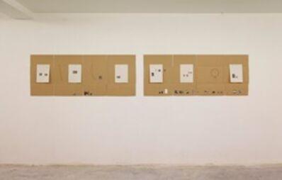 Julia Spinola, 'Frase-Flecha. Habla/Dice', 2013