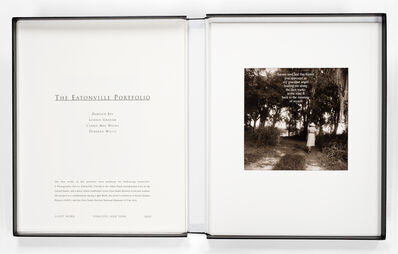 Dawoud Bey, 'The Eatonville Portfolio', 2003