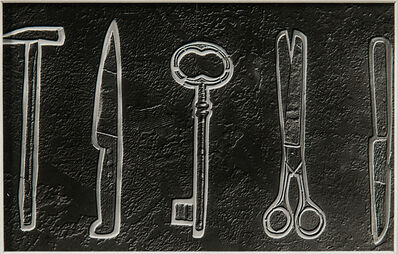 Raoul Ubac, 'Les Objets Fossiles', 1939-40