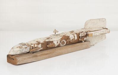 John Byam, 'Untitled (Rocketship)', n.d.