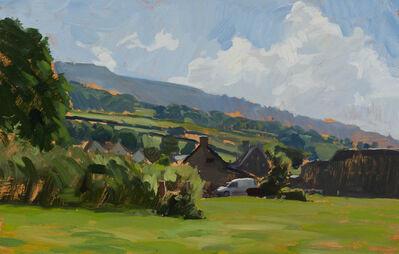 Marc Dalessio, 'Welsh Farm House', 2018