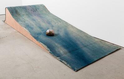 Phillip Zach, 'wave (highlight)', 2014